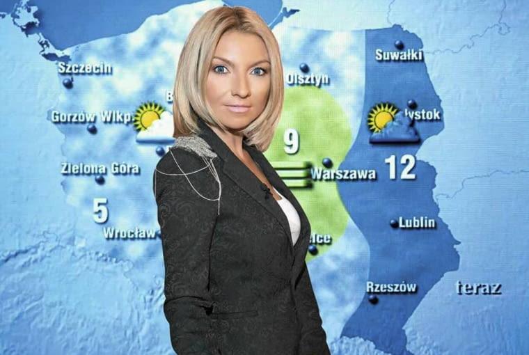 08.10.2004 nowe studio Wiadomosci prezenterzy mapa pogody SLOWA KLUCZOWE: FirmaTVP POGODA MEDIA Scenografia Technika Informacja