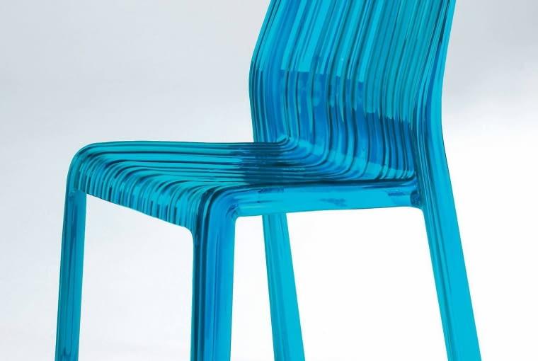 Krzesło FRILLY, poliwęglan, wzór Kartell