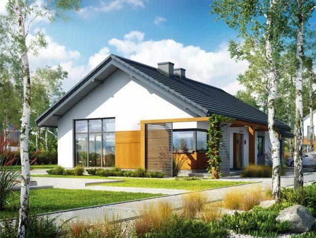 projekt domu, domy w programie MdM