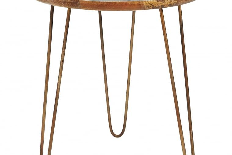 TK Maxx: okrągły stolik, 249,99 zł