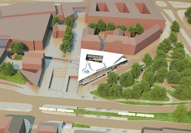 Projekt Schleifer & Milczanowski Architekci S.C.