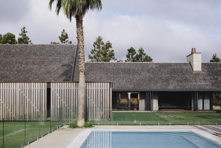 'Forest House' w Nowej Zelandii, projekt: Fearon Hay Architects