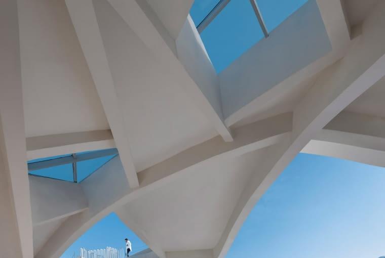 Budynek Muzeum Dongzhuang w Chinach, projekt Xinjiang Wind Architectural Design & Research Institute. Finalista w kategorii: Wnętrze.
