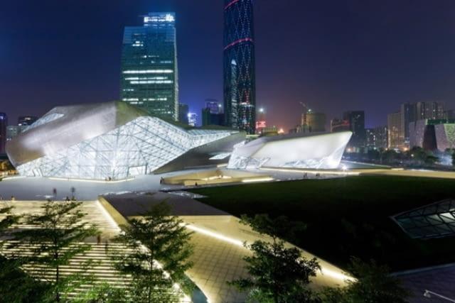 Opera w Guangzhou