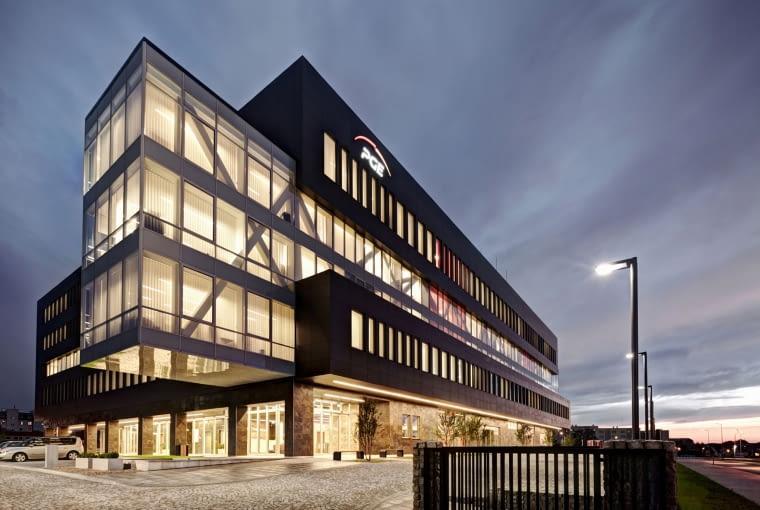 Siedziba koncernu PGE Górnictwo i Energetyka Konwencjonalna SA. w Bełchatowie