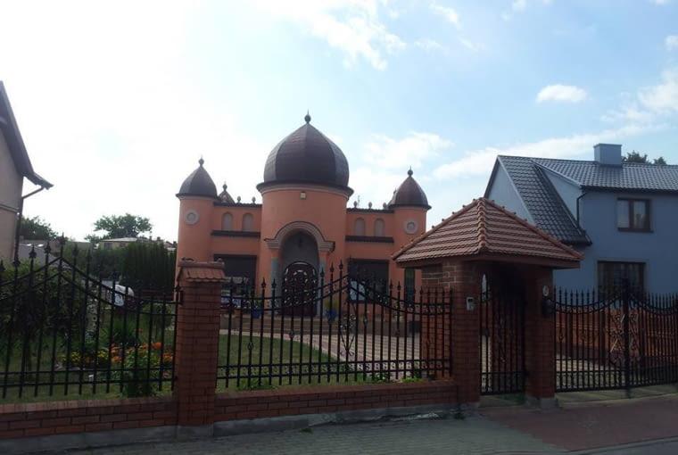 Polski Tadź Mahal w Stalowej Woli