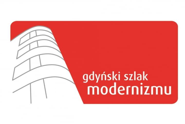 Logo Gdyńskiego Szlaku Modernizmu