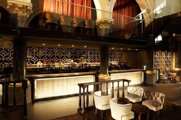 Spirito-Martini, klub, Bruksela, kościół