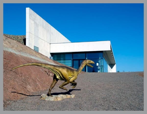 Pawilon Paleontologiczny w Krasiejowie