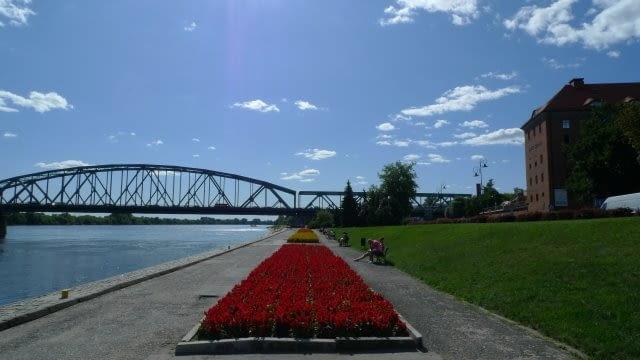 Bulwary w Toruniu