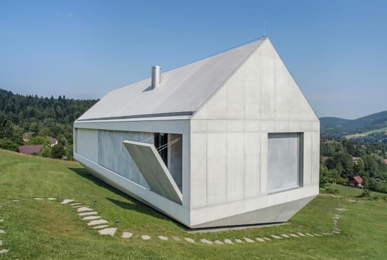 Arka Roberta Koniecznego z prestiżową nagrodą Wallpaper Design Awards 2017 - najlepszy dom na świecie