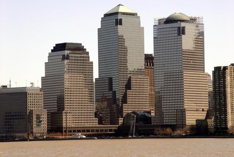 nowy jork, pelli, world financial centre