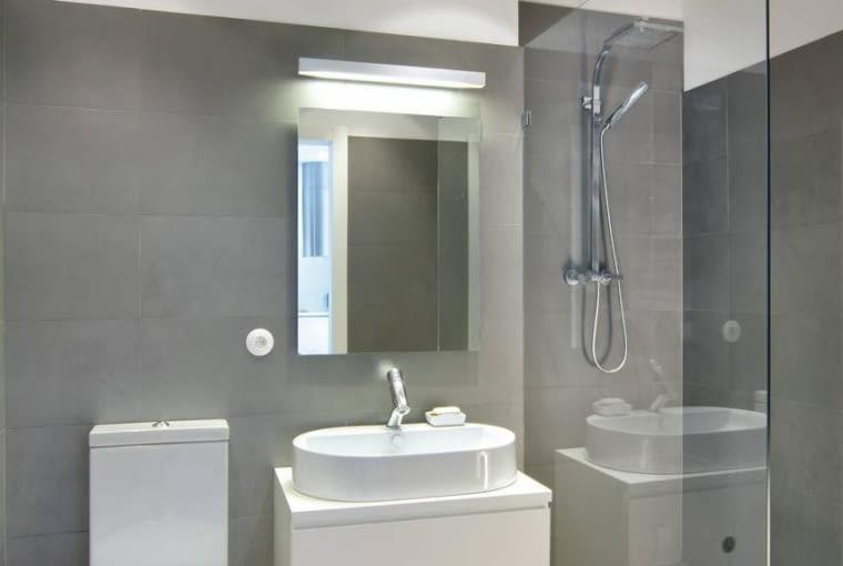 Jak Zaprojektować Oświetlenie W łazience ładny Dom