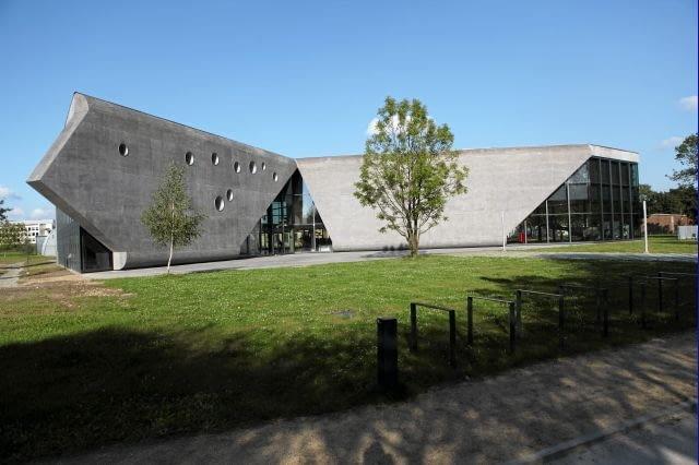 Muzeum Lotnictwa Polskiego w Krakowie proj. Pysall-Ruge Architekten
