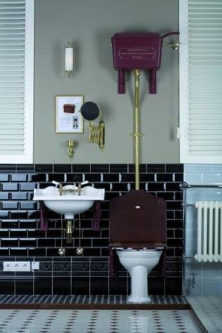 płytki, subway tiles, łazienka