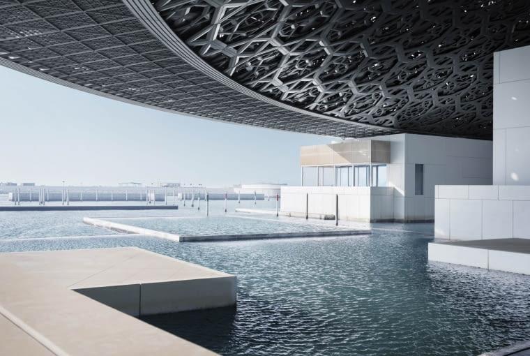 Louvre Abu Dhabi, projekt: Jean Nouvel