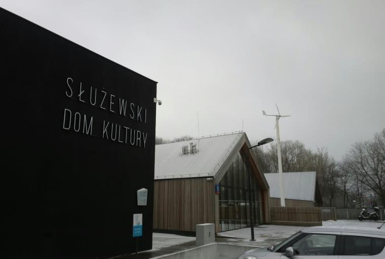 Służewski Dom Kultury płonął w nocy