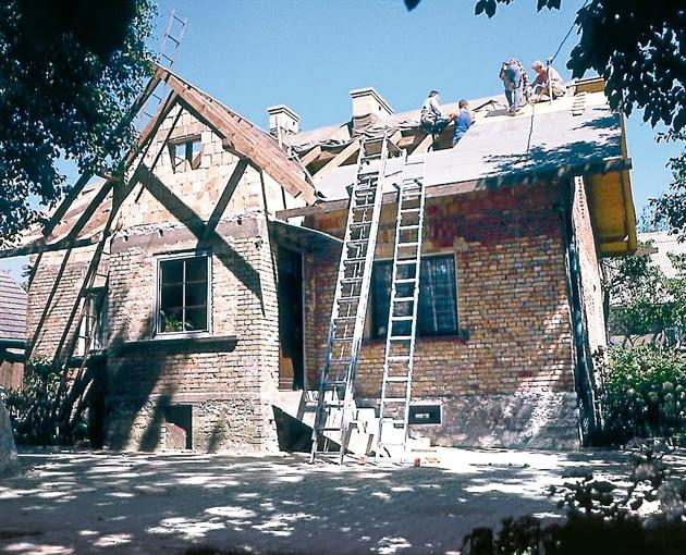 rozbudowa dachu, wymiana dachu, wymiana więźby dachowej