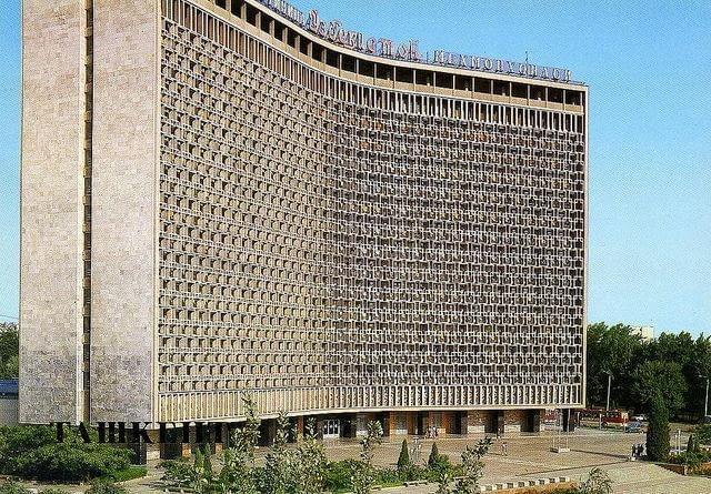 Taszkent, Hotel Uzbekistan