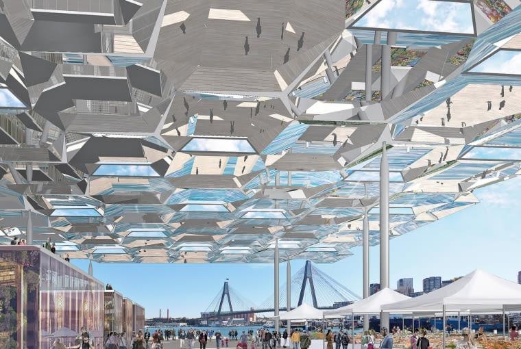 Targ rybny w Sydney nagrodzony tytułem 'Projekt Roku 2017' podczas World Architecture Festival