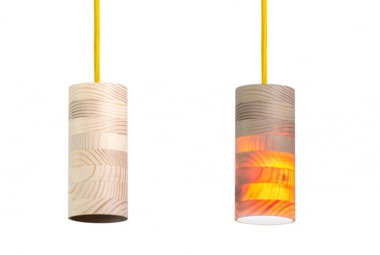 Polski projekt: drewniane lampy od Abadoc Design