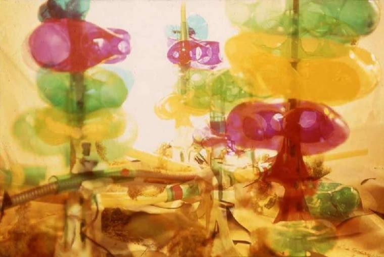 Plastic City, 1965, proj. Witold Zandfos, Jan Karczewski i Michele Lefebvre