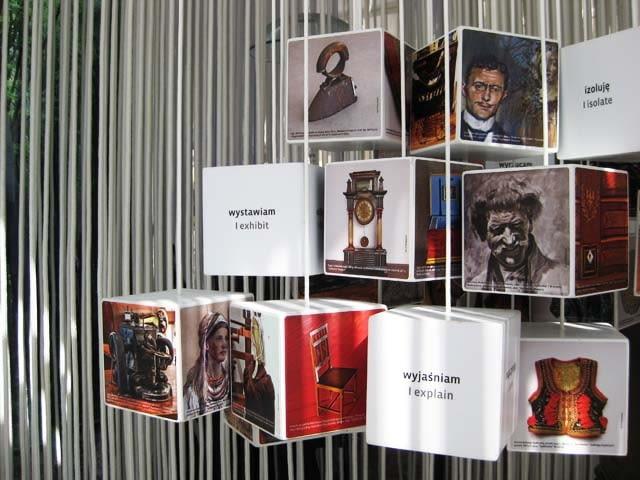 Twarze Małopolski - XIII Dni Dziedzictwa Kulturowego - 14 i 15 maj 2011 r., Instalacja LATALAdesign