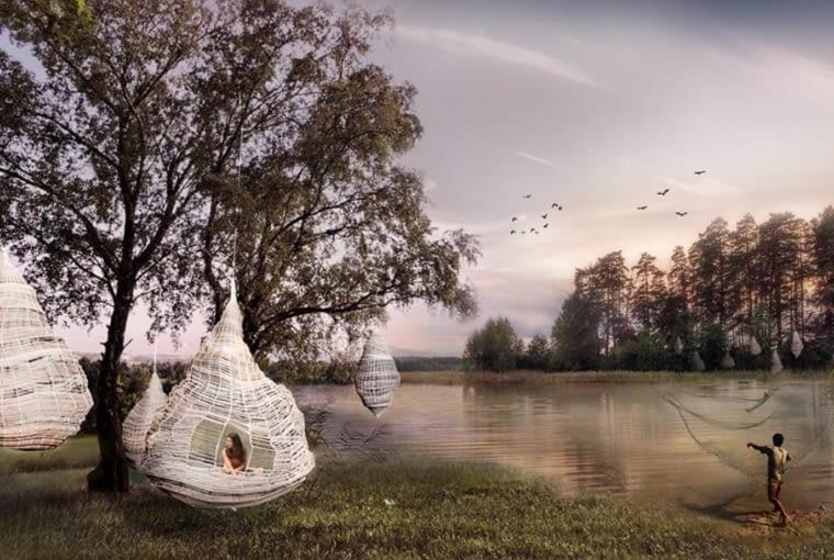 """Projekt """"Return to Paradise"""" autorstwa zespołu: Emilia Cap, Aleksandra Gorzała, Marta Kapłan"""