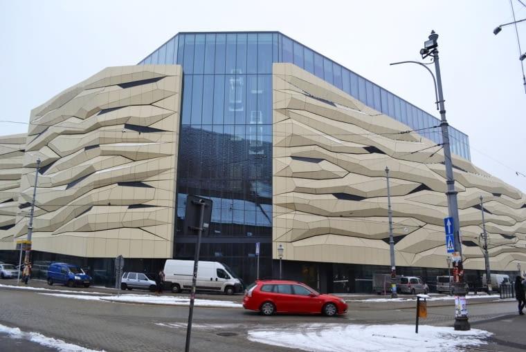13.02.2013 Poznan. Galeria MM