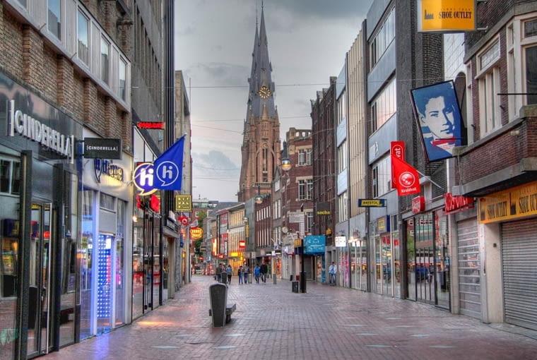 Eindhoven, fot. Ala Kot, CC BY-SA 3.0