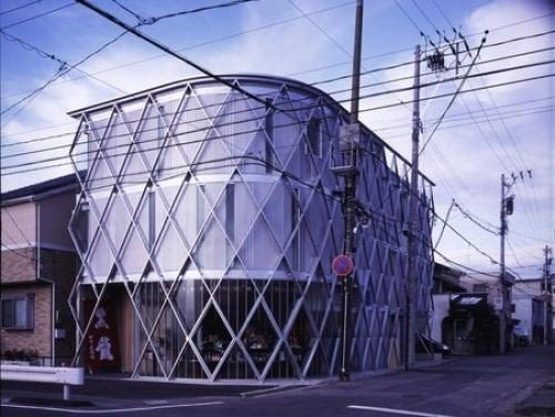 Structural Mesh, F.A.D.S, Japonia