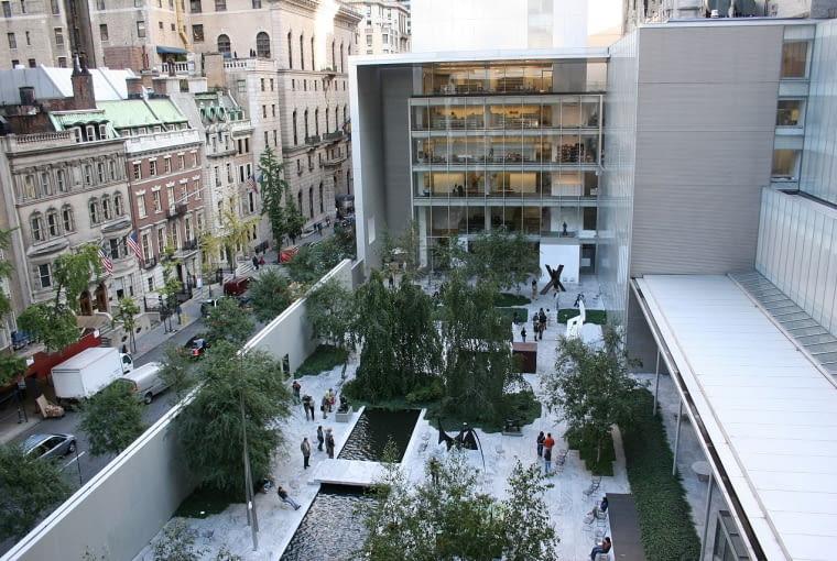 Muzeum sztuki nowoczesnej MoMA w Nowym Jorku