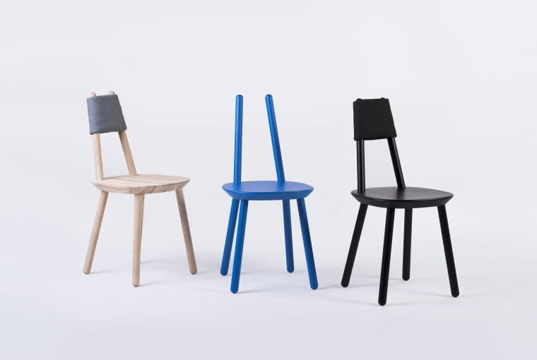 Ar?nas Sukarevicius (etc. etc.) - Naiwne krzesło (Na?ve chair), Litwa