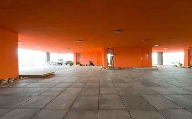 nietypowe, kolor, dom, holandia, kryzys, next architects