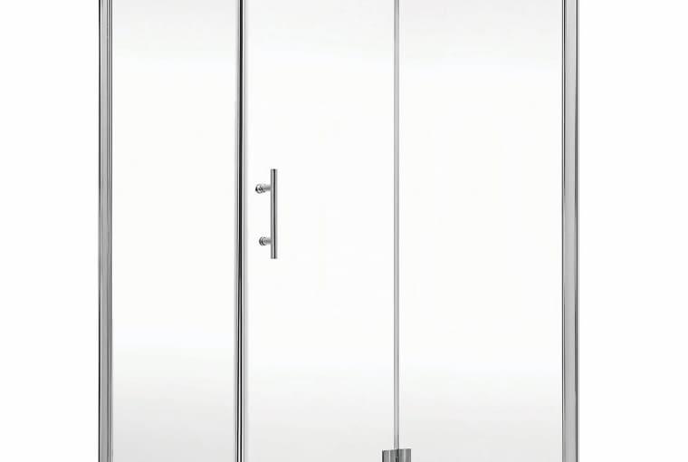 Kabina prysznicowa Abelia, szkło, 120 x 80/90 cm, wys. 200 cm, drzwi uchylane, Deante, cena: 1769 zł