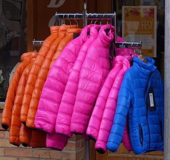 Jak wyprać kurtkę puchową?
