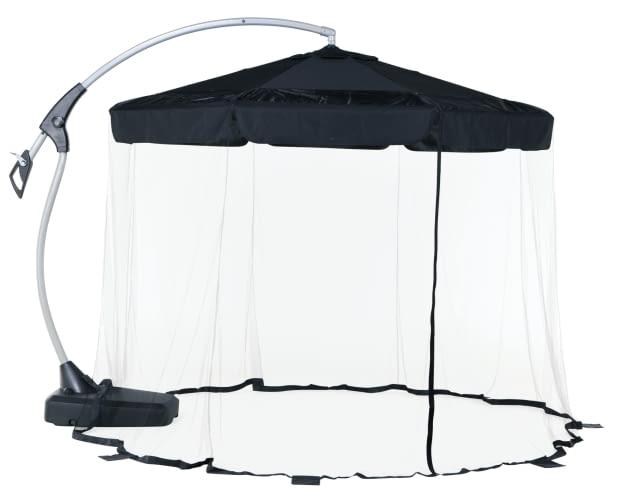 Moskitiera na parasol o średnicy 3 m. Jysk