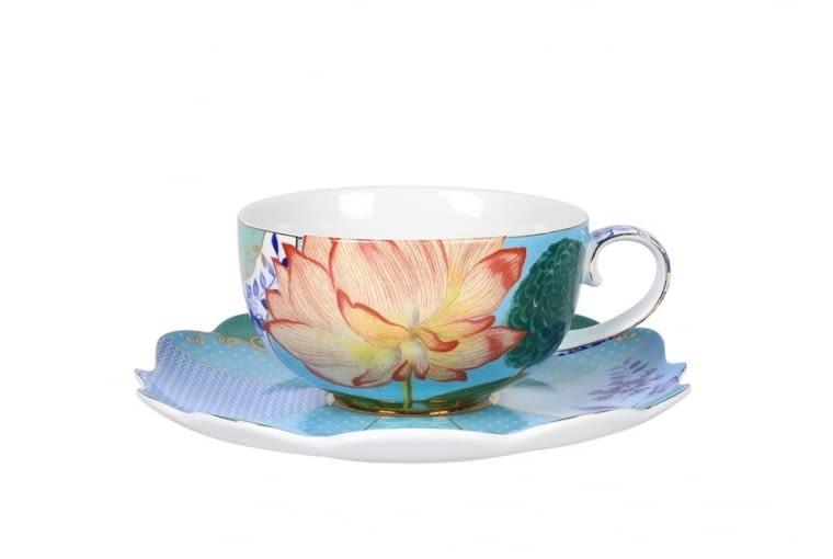 Filiżanka Royal, porcelana, 64 zł, malabelle.pl