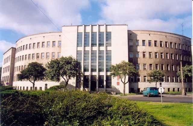 Budynek Sądu Rejonowego