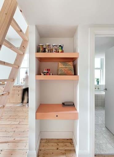 mieszkanie dla rodziny, nowoczesne mieszkanie, sklejka w mieszkaniu, jak urządzić mieszkanie