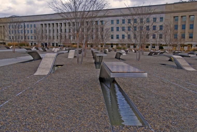 Pentagon Memorial, Arlington