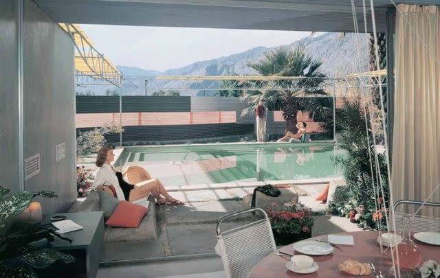 modernizm, architektura, frank lloyd wright, ameryka, usa, fotografia, światło, dom jednorodzinny, fotografia