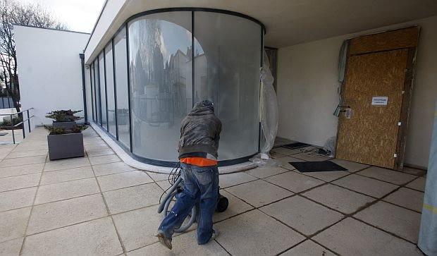 Willa Tugendhatów w Brnie. Trwają ostatnie prace modernizacyjne