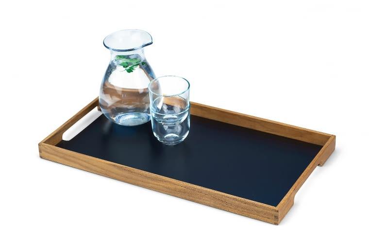 W stylu tego wnętrza: taca drewniana, 30 x 55 cm, Fabryka Form