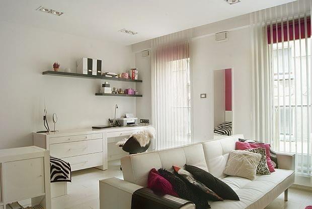 mieszkanie we Wrocławiu, mieszkanie dla studentki, małe mieszkanie
