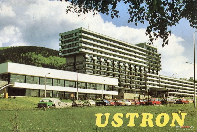 Sanatorium i Szpital Uzdrowiskowy Równica