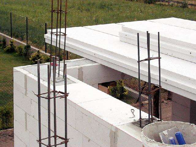 balkon,beton komórkowy