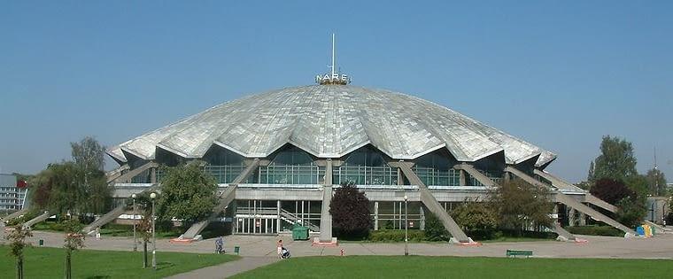 Hala Arena w Poznaniu, fot. Radomil, Wikimedia Commons / CC-BY-SA-3.0