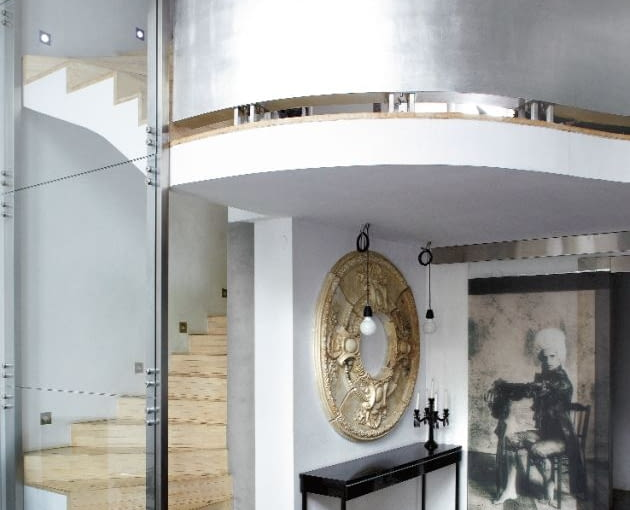 Mieszkanie Jagi Hupało