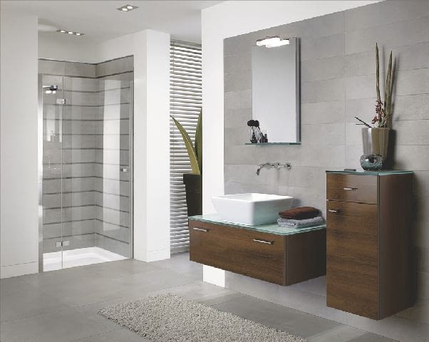 łazienka,aranżacja łazienki,wykończenie łazienki, wnęka na prysznic